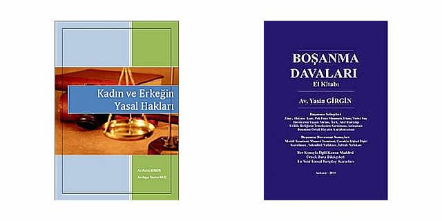 İzmir Boşanma Avukatı Yayınlarımız